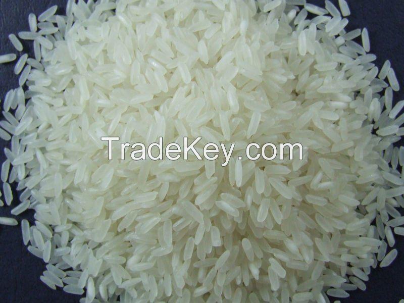HIGH QUALITY MILLED THAILAND JASMINE RICE, WHITE LONG GRAIN RICE