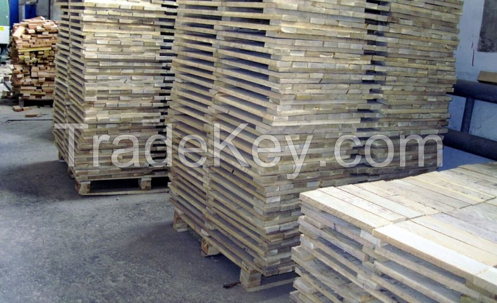 Parquet & furniture blanks