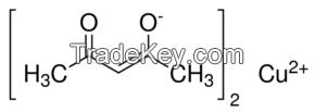 preparation of bis acetylacetonato copper ii