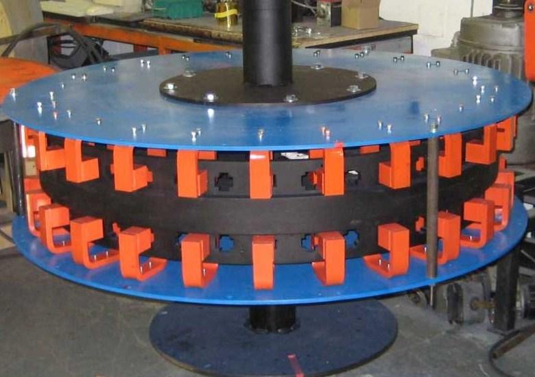 Coreless Permanent Magnet Generator By Wps 2000 Inc Canada
