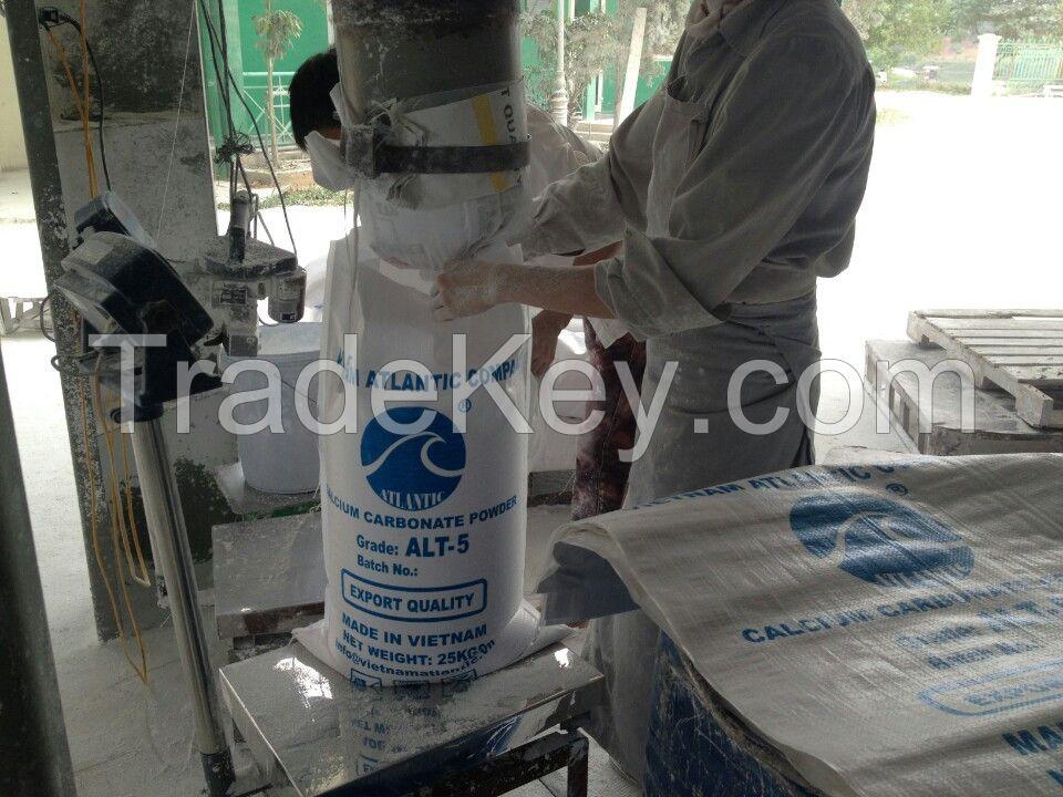 Vietnam Calcium Carbonate Powder (Whatsapp +84-969696791)