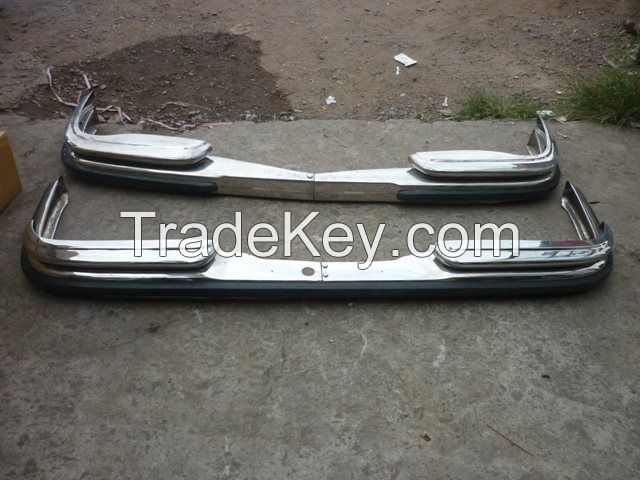 Mercedes Benz W110, W108 Stainless Steel Bumper
