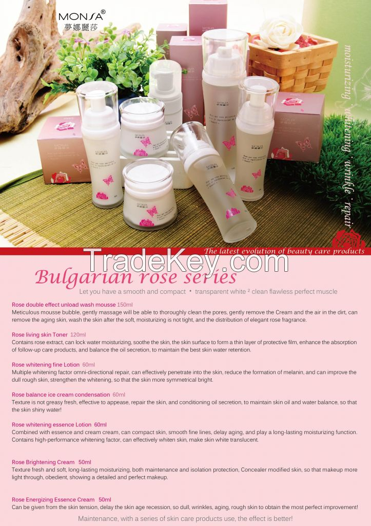 Rose living Skin Toner