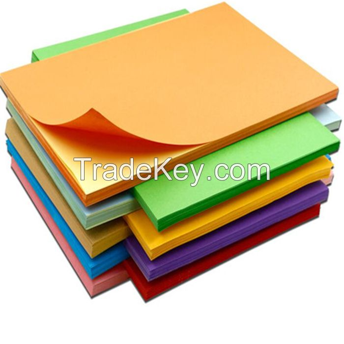 High Quality Coloured Offset Printing Paper for Sale