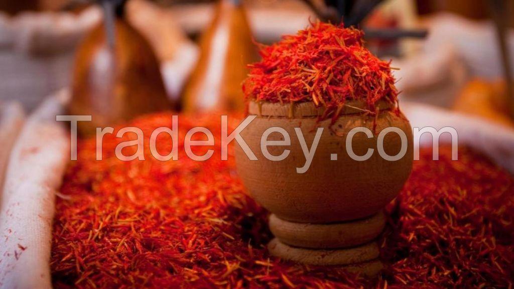 Premium Persian Saffron