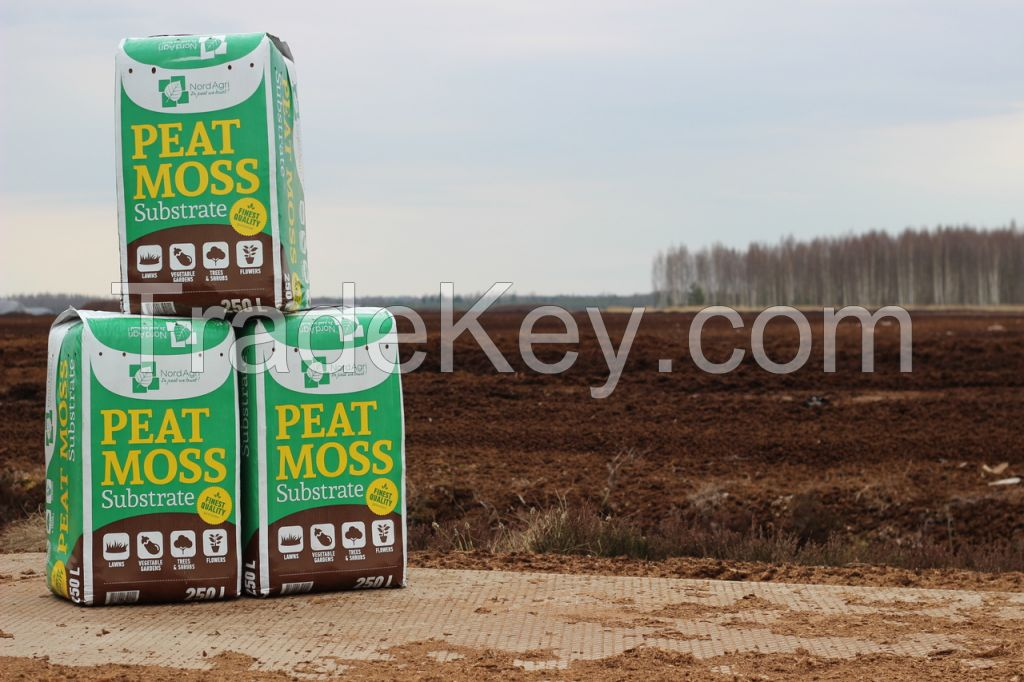 Nord Agri peat moss