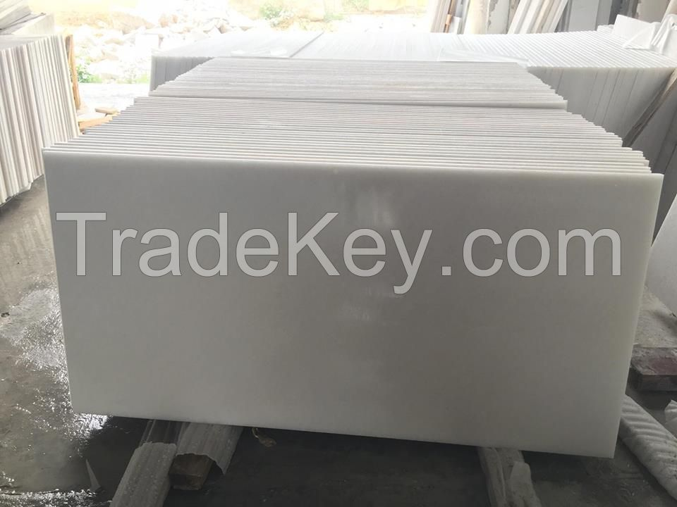 High Quality  White  Countertop Marble