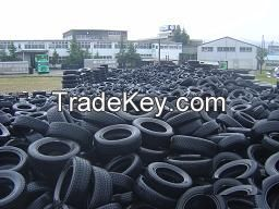 Used Tires & Tire Casings For PC, LT, TB From Japan