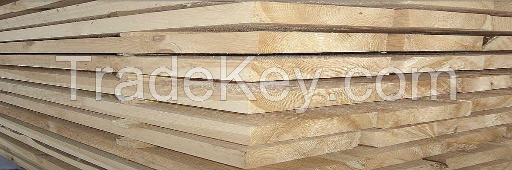Birch lumbers (edged), Birch lumbers (unedged)