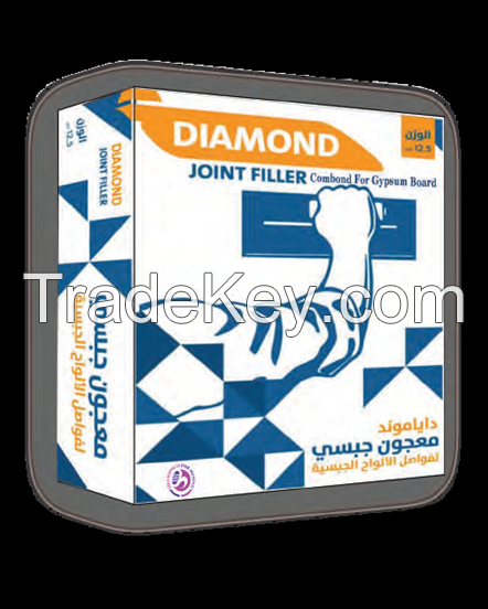 DIAMOND Joint Filler Compond (For Gypsum Board)