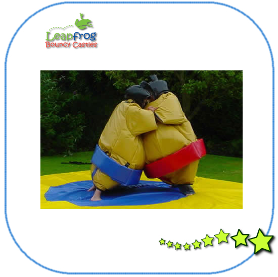 Inflatable Sumo Suits