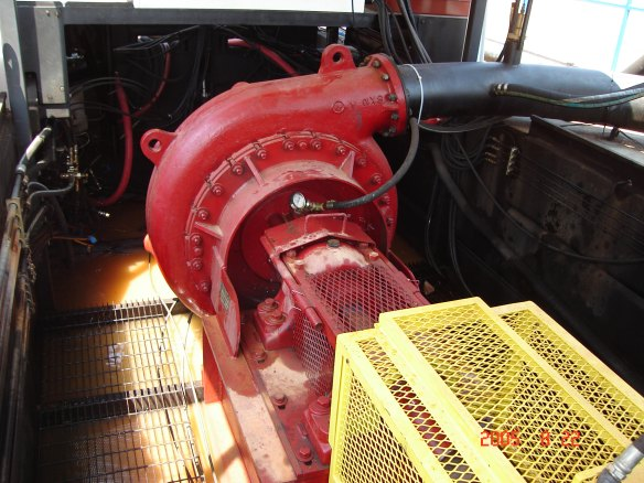 Dredging Pump