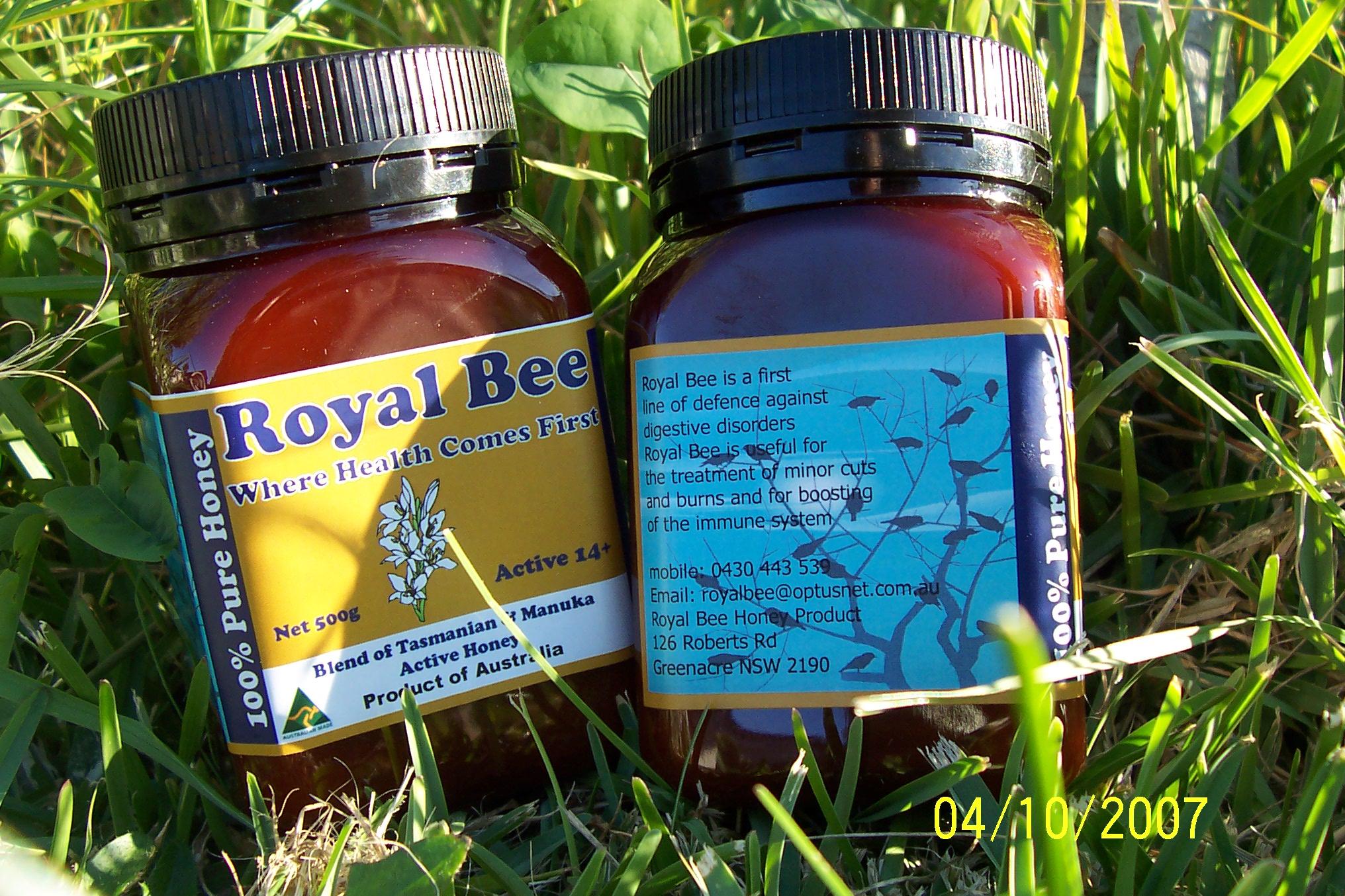 Royal Bee Manuka Active 25+, Active 14+