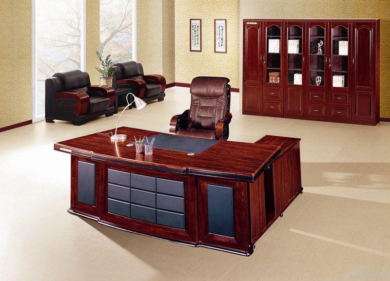 Executive Desk, Modern European Styling EDW-24625