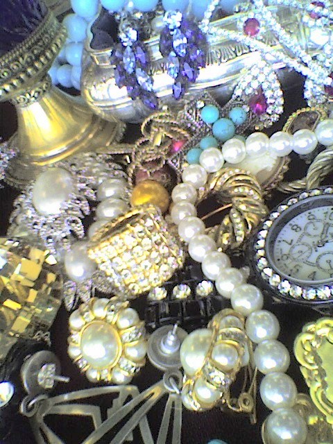 Estate Jewelry Bulk Lot