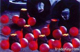 Forged grinding steel balls 60mm-125mm
