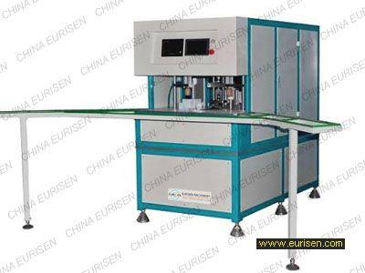 PVC Window and Door CNC Corner-Cleaning Machine