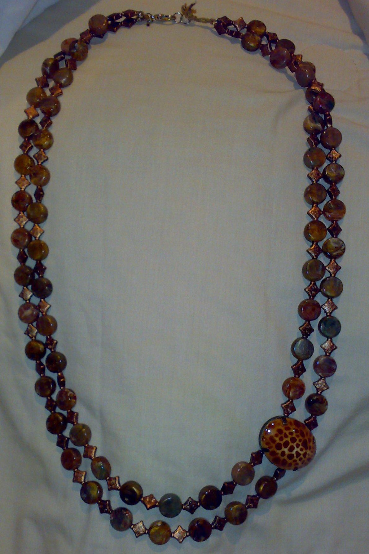 Unique handmade necklaces
