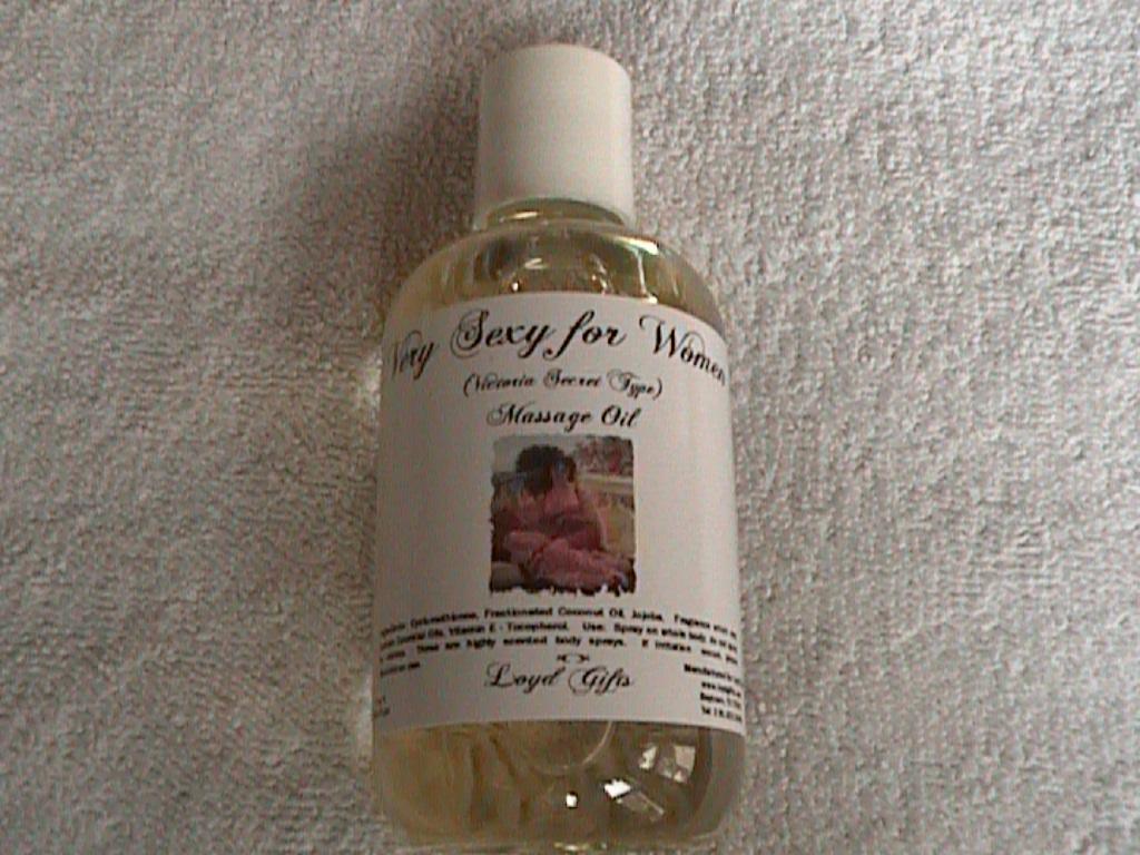 Loyd Gifts xxxxx Massage Oils