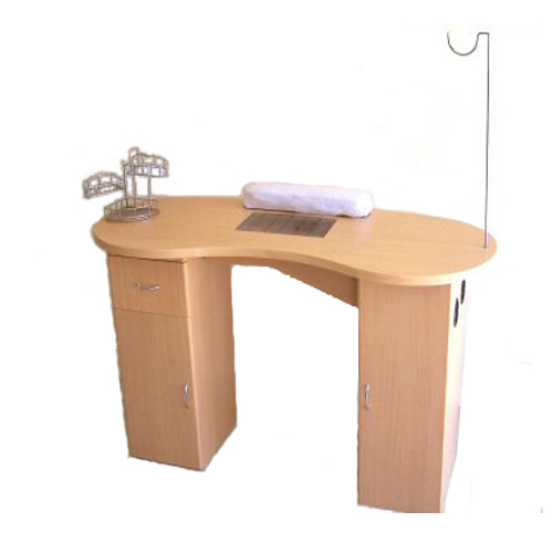 Manicure table nail salon furniture nail art equipment by for Nail salon equipment and furniture