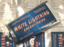 White Lightning Energy Drink