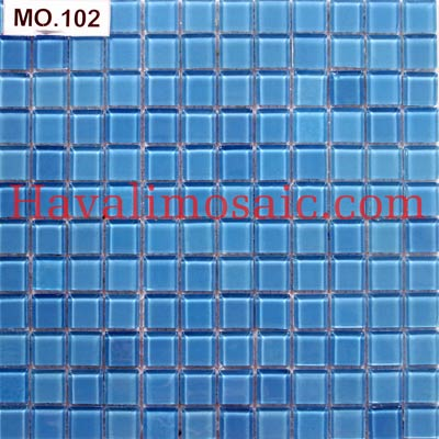 Crystal Mosaic Tiles