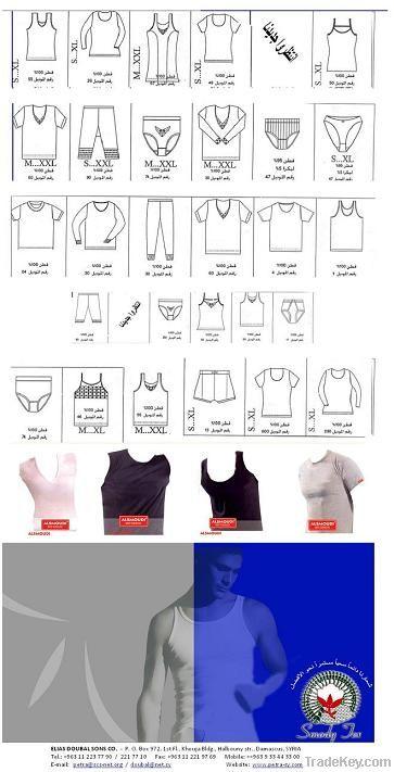 100% Cotton Underwear for Kids, Men and Women