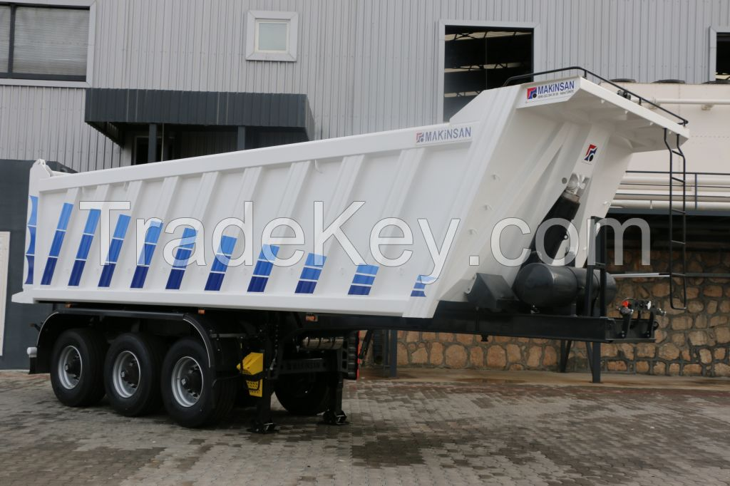 Case Type Tipper trailer