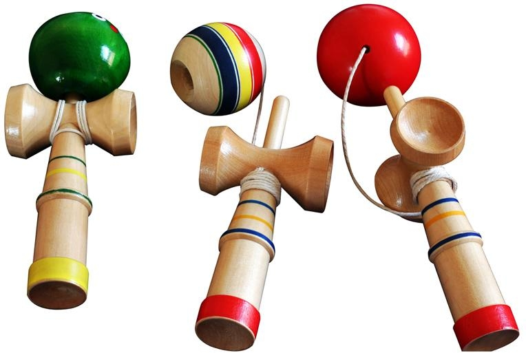 Japan Traditional Toys : Traditional japanese wooden toy by zhejiang woody arts