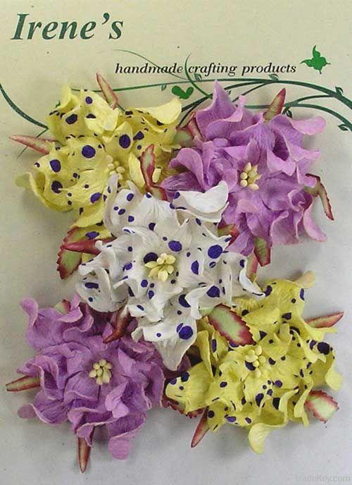 Premium Gardenia Pack (5) purple spots