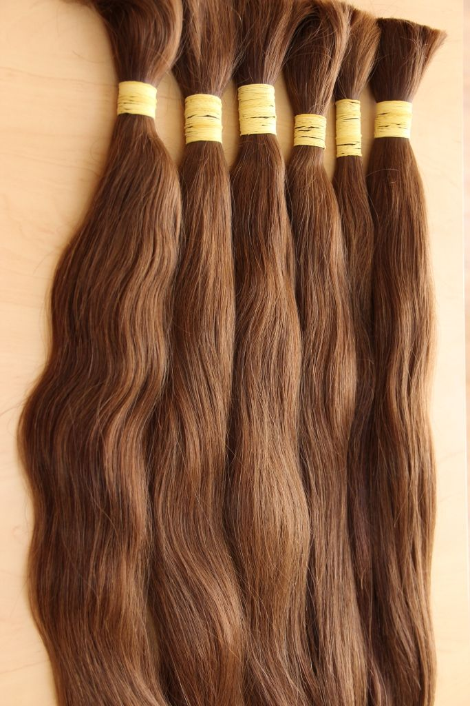 Dyed Human Hair #8ac