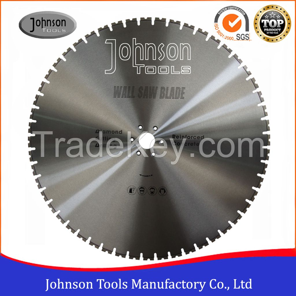 36� Diamond Blades for Heavy Reinforced Concrete and Bridge Deck Cutting