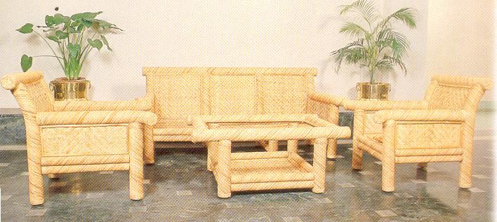 Bamboo & Cane Furniture, Handicraft