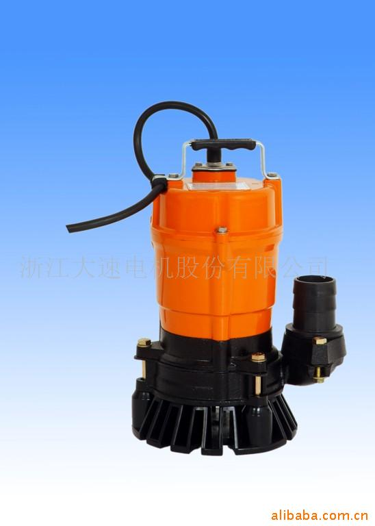 Submersible pump and electric motor by zhejiang dasu for Submersible hydraulic pump motor