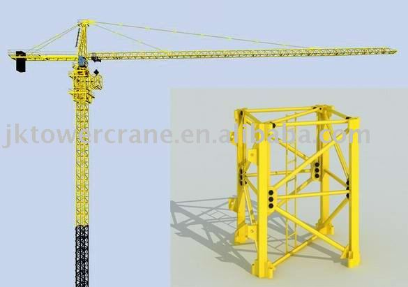 Tower Crane Design : New design tower crane t