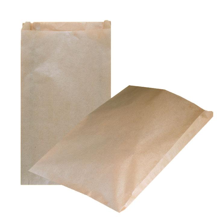 Glued Flat and Satchel Paper Bags By Ompack LTD, Bulgaria