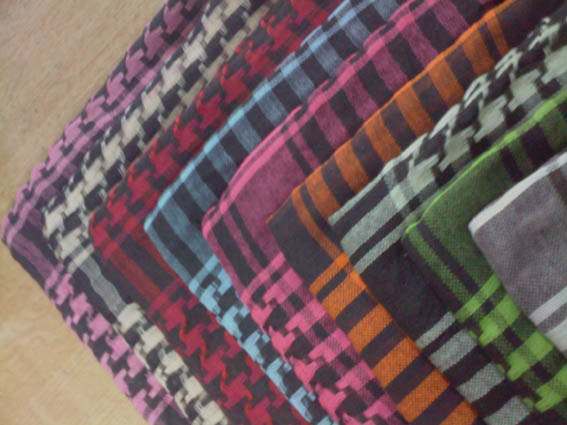Arabic scarf