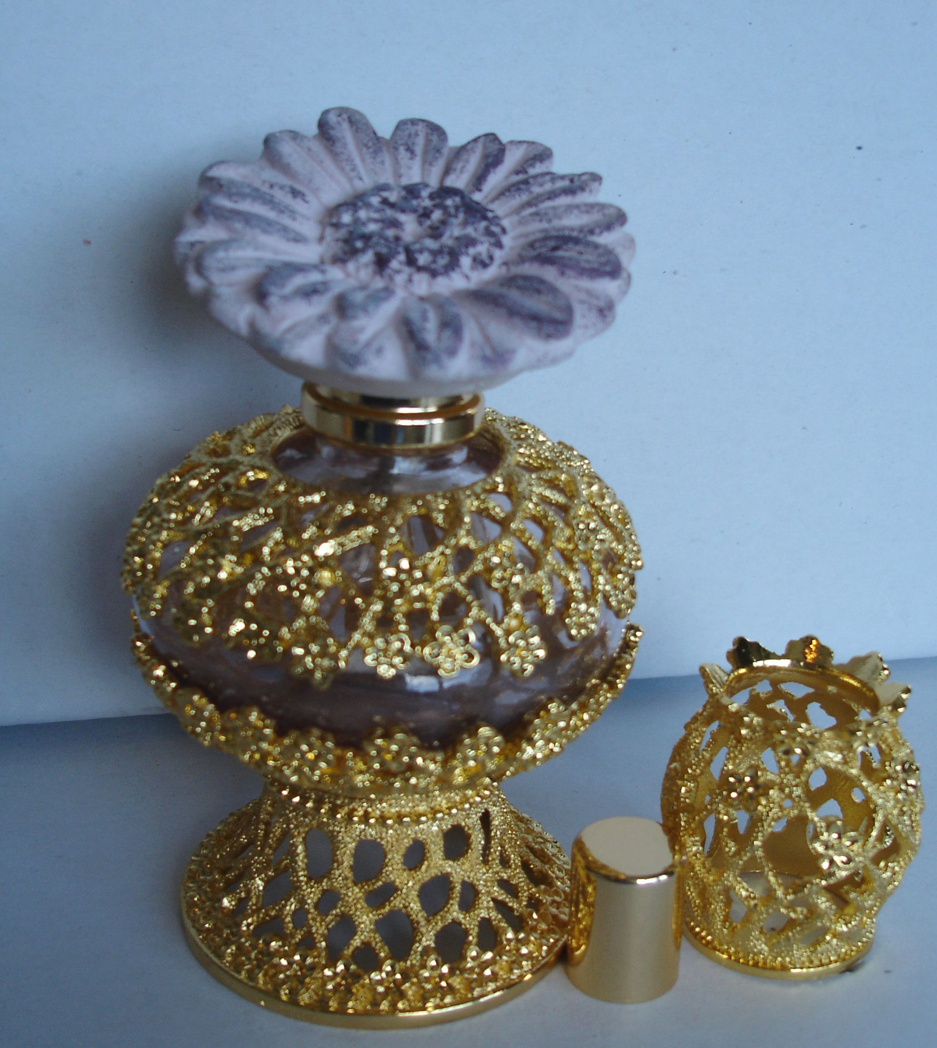 Burnless Flower Fragrance lampes