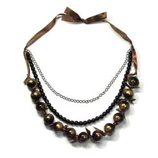 Yetti Fashion Necklace
