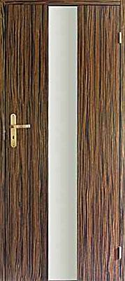 natuiral veneer interior wooden doors