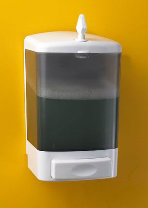 Factory Price Wall Mounted Bathroom Liquid Soap Dispenser