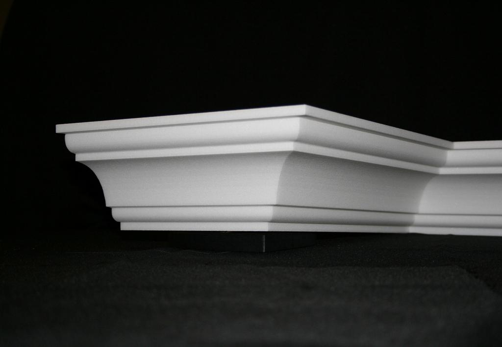 Decorative extruded polystyrene cornice products offered by eps edging cc south africa - Corniche decorative polystyrene ...