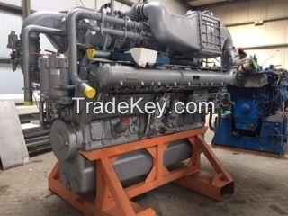 Engine Diesel MTU