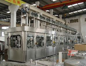 Beverage Aseptic Cold Filling Machinery
