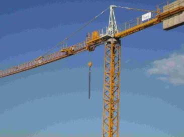 Used Tower Crane Potain 430NP