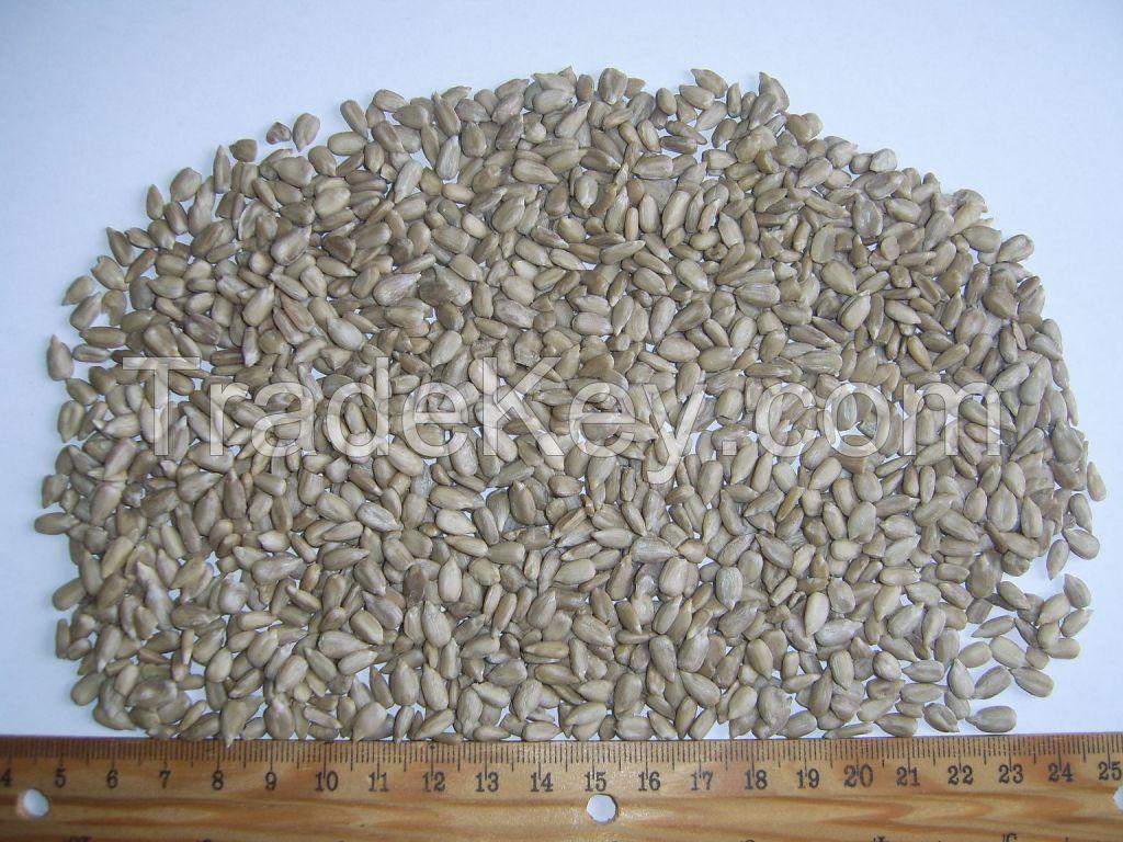 Hulled sunflower kernels - Bakery grade