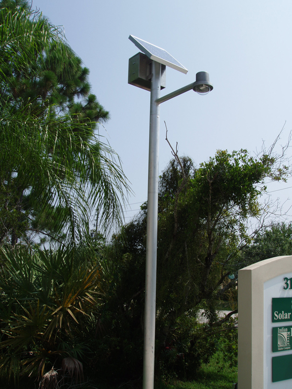 Solar LED Pathway Light