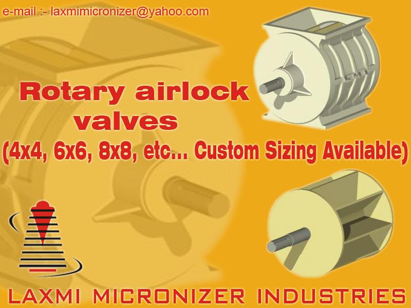 Rotary Airlock Valves