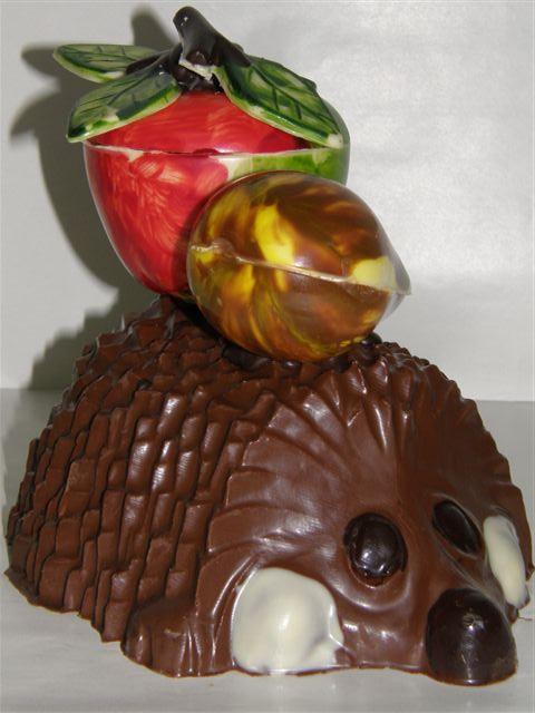 CHOCOLATE WONDERS