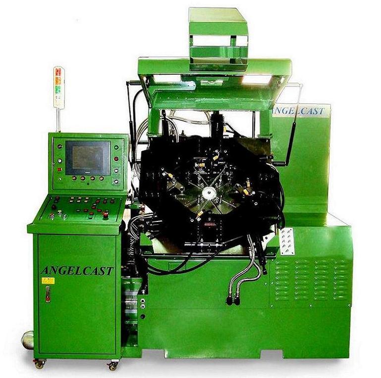 multi slide machine